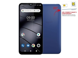 Gigaset Mobiltelefon Smartphone GS110 inkl. Lidl Connect Smart S für 63,41 Euro