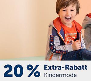 20% Rabatt auf Kindermode im myToys Onlineshop