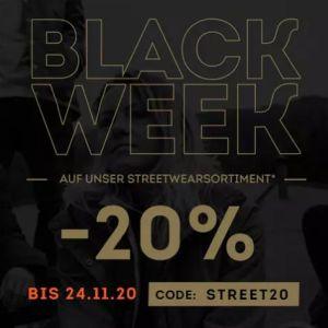 Nur noch heute: 20% Rabatt auf Streetwear bei SportScheck