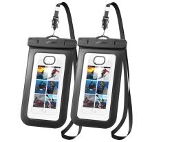 Doppelpack wasserdichte UGREEN Smartphone Beutel für 4,49 Euro