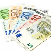 55,- Euro Verrechnungsscheck