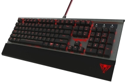 Patriot Viper V730 LED Gaming Tastatur mit Kailh Brown Switches für 65,70 Euro