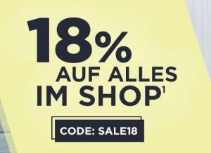 18% Gutscheincode auf Alles bei Fitmart.de