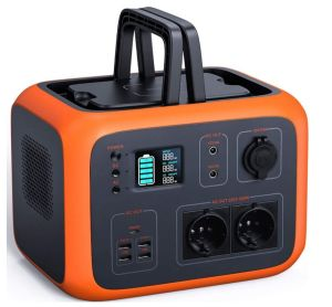 Wieder da: Tacklife Akku-Generator (fürs Camping, tragbar) für nur 359,97 Euro inkl. Versand