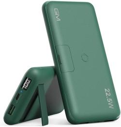 Wieder da: GIM 20000mAh Qi Powerbank mit Quick Charge 3.0 und USB C für 26,99 Euro
