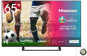 Hisense AE7200F Serie 65AE7200F (4K/UHD, LED) Smart TV für nur 509,- Euro inkl. Versand