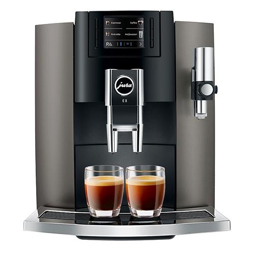 JURA Kaffeevollautomat E8 Modell 2018 für nur 799,- Euro inkl. Versand