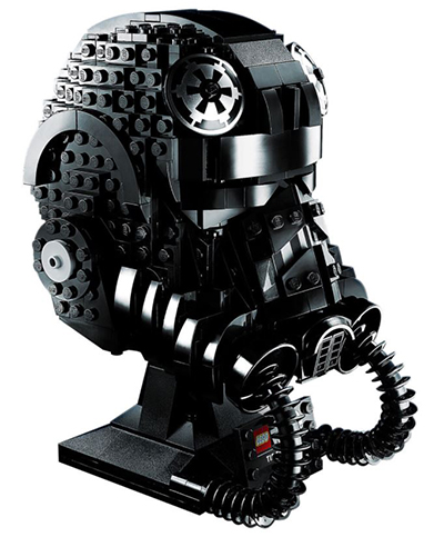 LEGO Star Wars – TIE Fighter Pilot Helm (75274) für nur für nur 54,99€ inkl. Versand