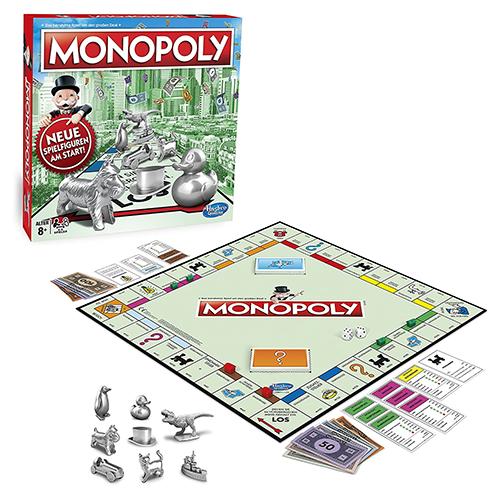 Monopoly Classic Gesellschaftsspiel für nur 15,99 Euro als Prime-Deal