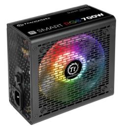 Thermaltake Smart RGB – 700W PC-Netzteil für 44,41€ inkl. Versand