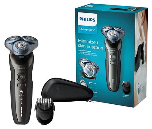 Philips S6640/44 Elektrischer Nass- und Trockenrasierer für nur 94,98 Euro (statt 109,98 Euro)