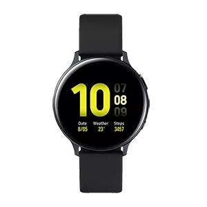Samsung Galaxy Watch Active 2 (Aluminium, 44mm, Größe M/L) für nur 159,99 Euro