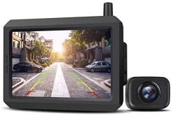AUTO-VOX W7 Kabellos Digital Rückfahrkamera-Set für 77,99 Euro