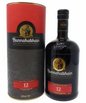 Bunnahabhain 12 Jahre Islay Single Malt Scotch Whiskey 0,7 L für nur 34,99 Euro inkl. Versand