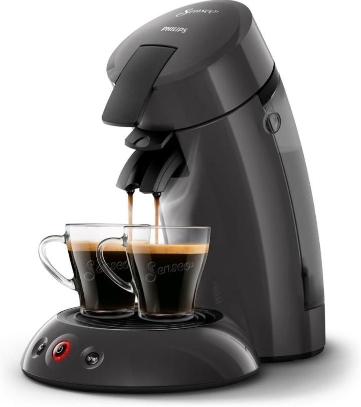 Senseo Kaffeepadmaschine HD 6553/50 , Farbe dunkelgrau für nur 34,95 Euro inkl. Versand