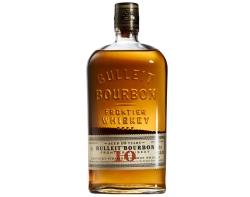 Bulleit Bourbon Frontier Whiskey (10 Jahre) für nur 23,99 Euro inkl. Prime-Versand bzw. 21,59 Euro im Sparabo
