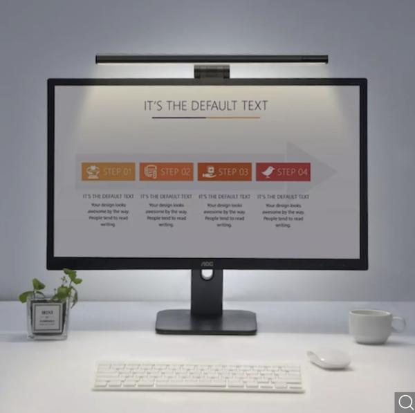 Baseus LED Bildschirm-Hängeleuchte / Schreibtischlampe – dimmbar – nur 22,06 Euro