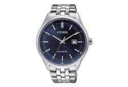 CITIZEN BM7251-53L Herren Analog Quarzuhr mit Edelstahl Armband für 130,49 Euro inkl. Versand
