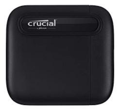 Crucial CT1000X6SSD9 X6 1TB Portable SSD für nur 86,99€ inkl. Versand
