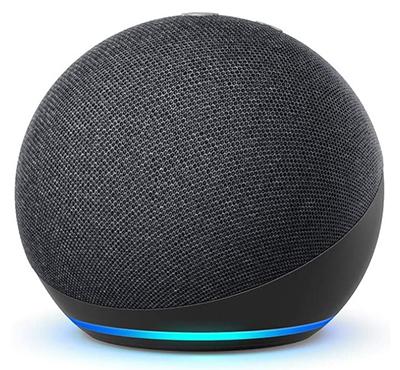 Per Alexa Sprachbefel bestellen und Echo Dot 4. Gen für 24,99€ oder Echo Dot 4. Gen mit Uhr für 34,99€ bekommen!