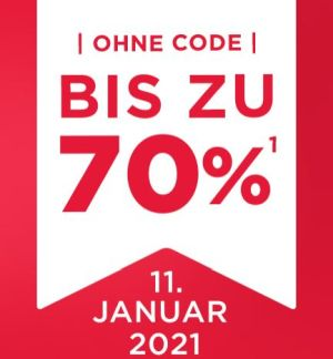 Nur heute: Bis zu 70% Rabatt im großen Sale bei Fitmart