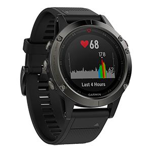 Garmin Multisport Smartwatch Fenix 5 für nur 279,99€ inkl. Versand (statt 393€)
