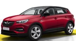 Gewerbeleasing: Opel Grandland X Plug-in-Hybrid 1.6 DI mit 224 PS nur 101,15 Euro mtl. bei 36 Monaten und 10tkm/Jahr
