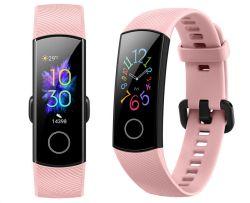 Huawei Honor Band 5 in rosa für nur 25,99 Euro inkl. Versand bei eBay