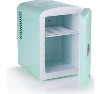 GOURMETmaxx Mini-Kühlschrank Retro 45W (mint) für nur 34,05 Euro inkl. Versand