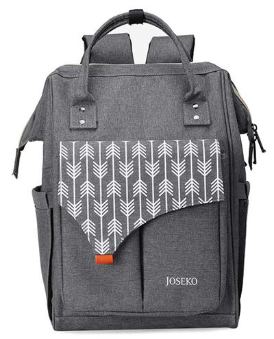JOSEKO Laptop Rucksack mit USB Ladeanschluss für nur 20,99 Euro inkl. Versand