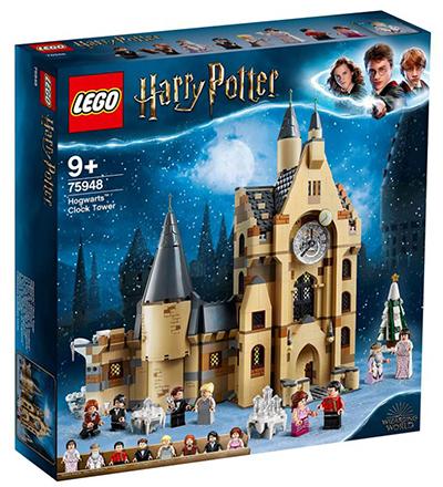 Lego Harry Potter und der Feuerkelch Hogwarts Uhrenturm (75948) für nur 55,59€ inkl. Versand