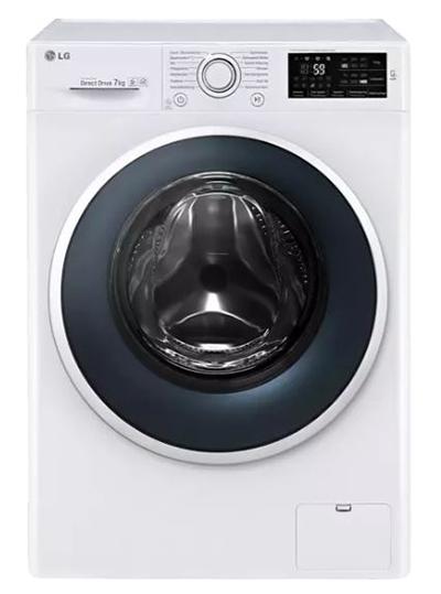 LG F 14WM 7EN0 Serie 5 Waschmaschine (7 kg, 1400 U/Min., A+++) für nur 333,- Euro inkl. Versand