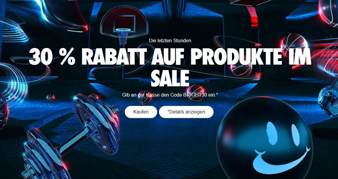 Nike Onlineshop