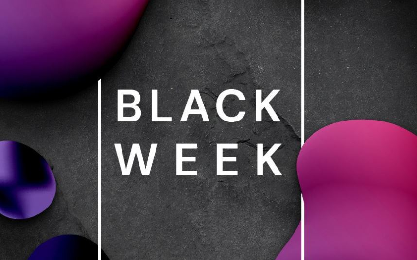 Black Week Deals bei Office Partner