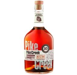 Pike Creek Canadian Whisky – 10 Jahre (0,7L) für 22,50 Euro inkl. Prime-Versand