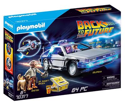 PLAYMOBIL 70317 Back to the Future DeLorean für nur 30€ inkl. Versand