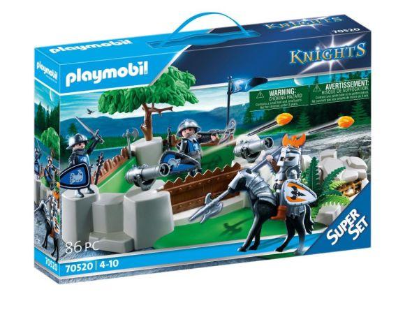 Playmobil Super Set Ritterbastion für nur 24,30 Euro inkl. Versand
