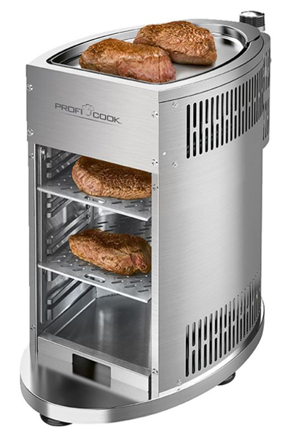ProfiCook Gas-Beef-Grill PC-GBS 1178 für nur 101,82 Euro inkl. Versand