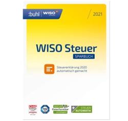 WISO Steuer-Sparbuch 2021 (Vollversion für das Steuerjahr 2020) nur 19,99 Euro