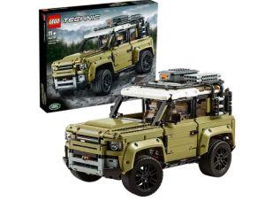 Lego 42110 Land Rover Defender Bausatz für nur 114,09€ inkl. Versand (MediaMarkt-Club)