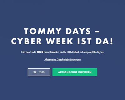 Tommy Hilfiger Onlineshop