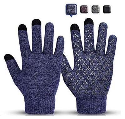 Rongli Strick Touchscreen Winterhandschuhe für nur 5,49 Euro inkl. Versand