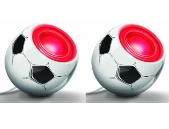 2x Philips 6915055PH LivingColors Soccer Edition für nur 19,99 Euro inkl. Versand