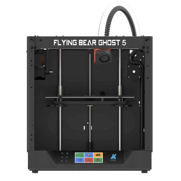 Flyingbear® Ghost 4S/5 FDM-Metall-3D-Drucker 255x210x210 mm nur 297,53 € inkl. Versand aus der EU