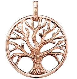 NAHU NAP-EDEN Rose Lebensbaum Anhänger aus 925er Sterling Silber im S oder M ab 13,70 Euro inkl. Versand