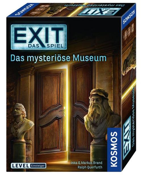 KOSMOS 694227 – EXIT – Das mysteriöse Museum für nur 8,89 Euro