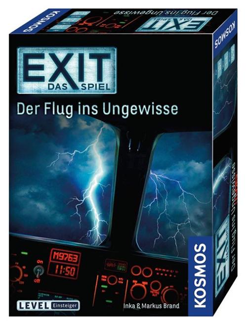 KOSMOS 691769 EXIT – Der Flug ins Ungewisse für nur 8,89 Euro