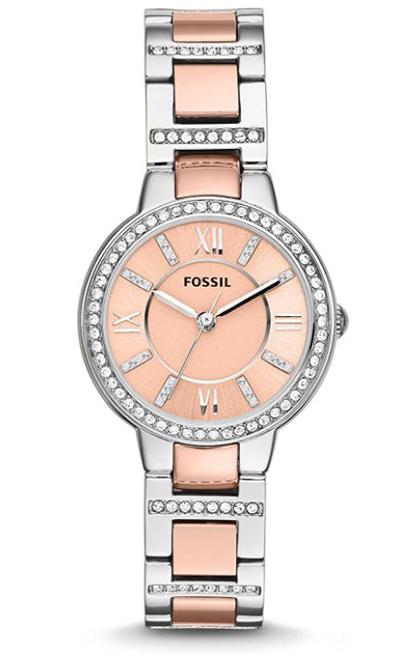 Fossil Damen Armbanduhr Virgina ES3405 für nur 49,- Euro