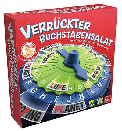 Goliath Games Verrückter Buchstabensalat Partyspiel für nur 12,85 Euro inkl. Versand