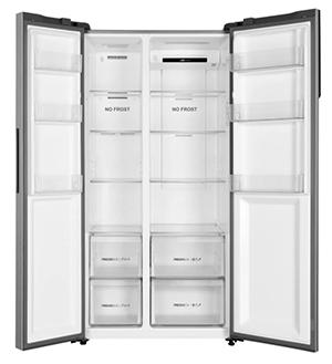 Haier HSR 3918FNPG Side-by-Side Kühlschrank für nur 529,- Euro inkl. Versand